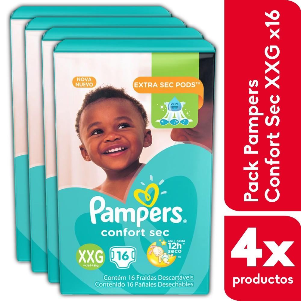 Pack Confort Sec Xxg X16