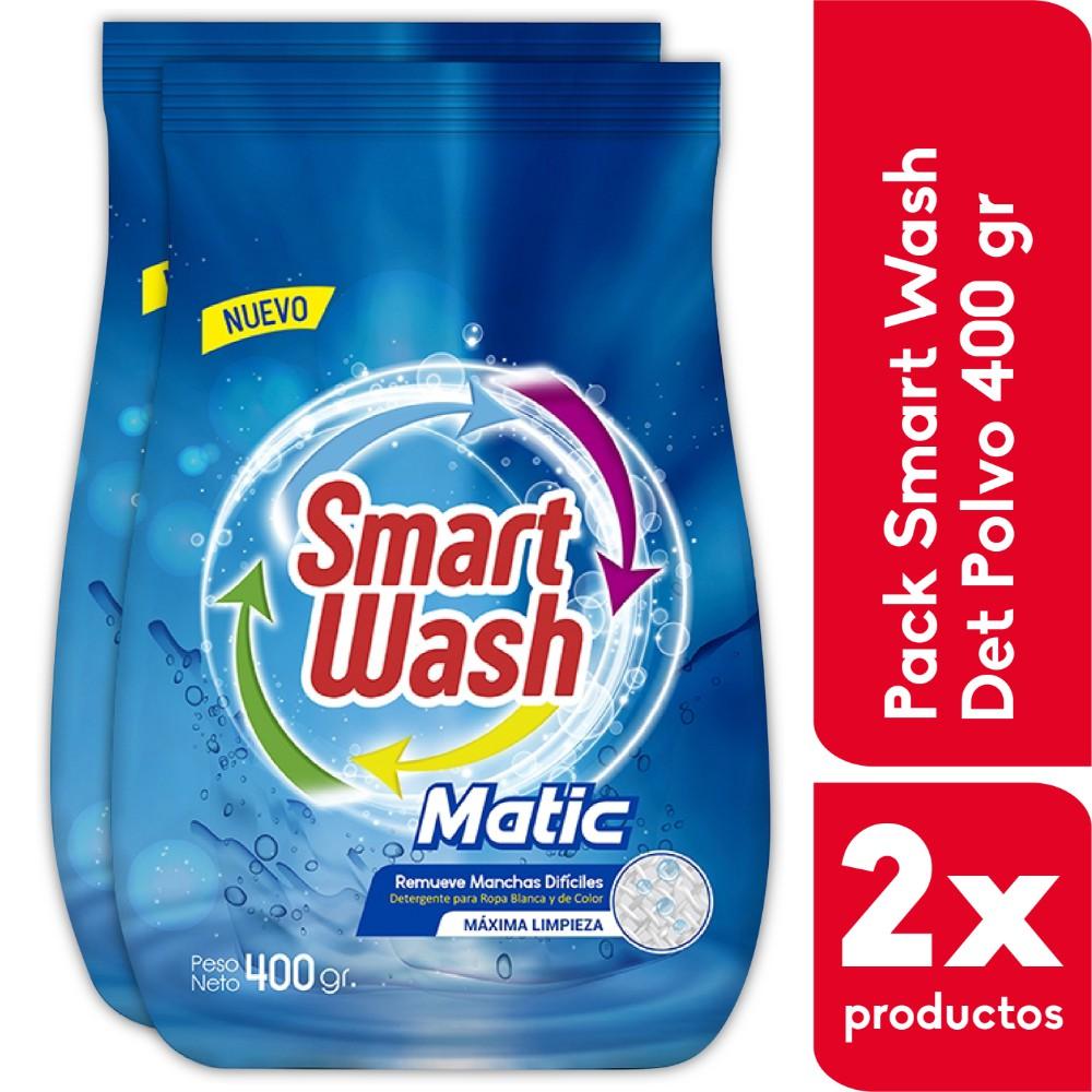 Pack Deterg Polvo