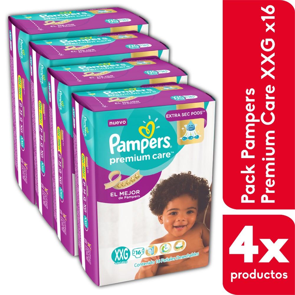 Pack Premium Care Xxg X16