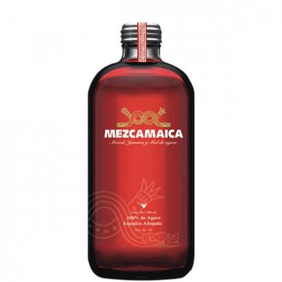 Mezcamaica jamaica miel de agave mez 463 ml