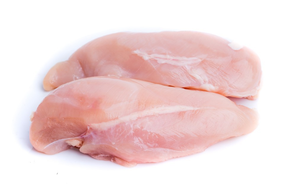 Boneless Skinless Chicken Breast approx 1.5 lbs; price per lb