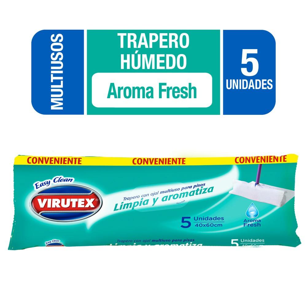 Trapero húmedo multiuso aroma fresh