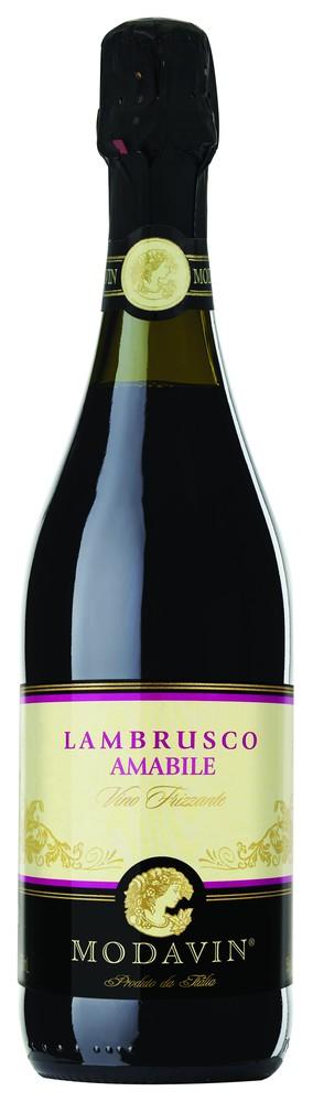 Vinho Lambrusco tinto