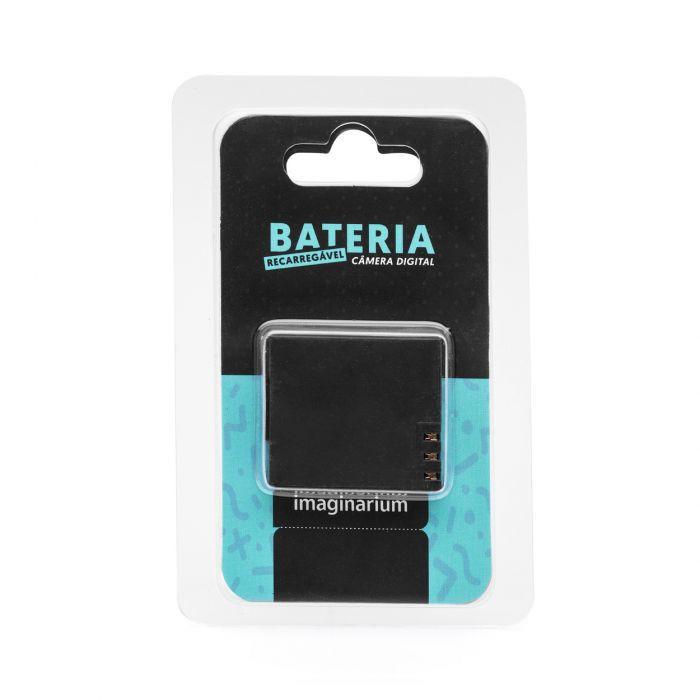 Bateria recarregável camera digital
