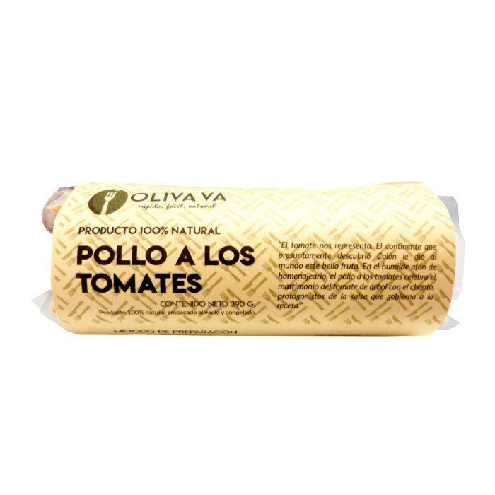 Pollo a los tomates 400g