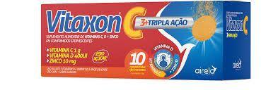 Vitaxon c - 3+ tripla ação