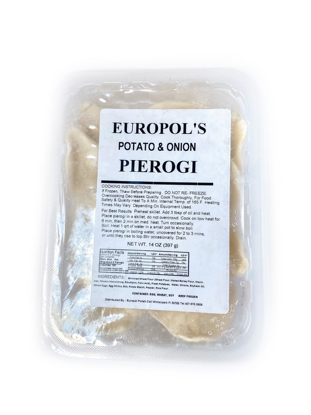 Pierogi 12 pcs
