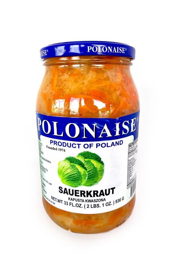 Sauerkraut with carrots 900g
