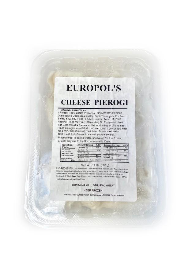 Pierogi 12pcs