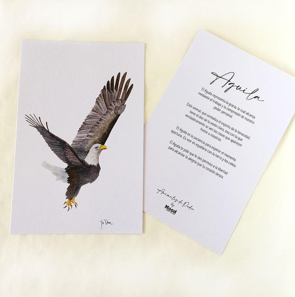 Animal de poder  águila