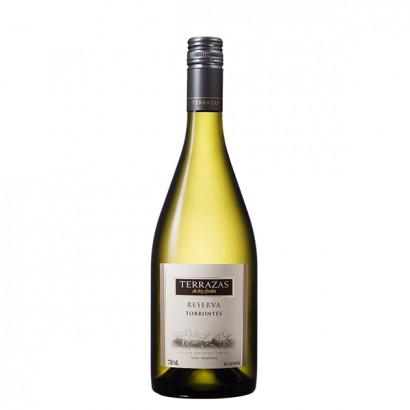 Vino Blanco Terrazas De Los Andes Torrontes 750 Ml