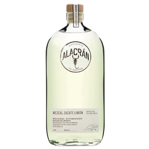 Mezcal zacate limon 750 ml
