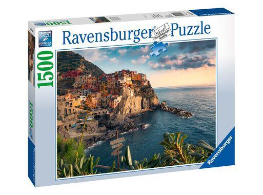 Puzzle Cinque Terre 1500 Piezas