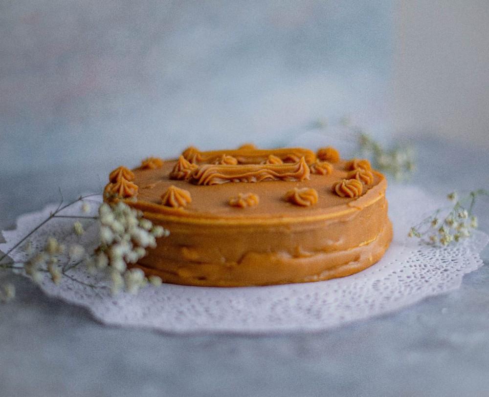 Torta de milhojas Para 4 a 6 personas