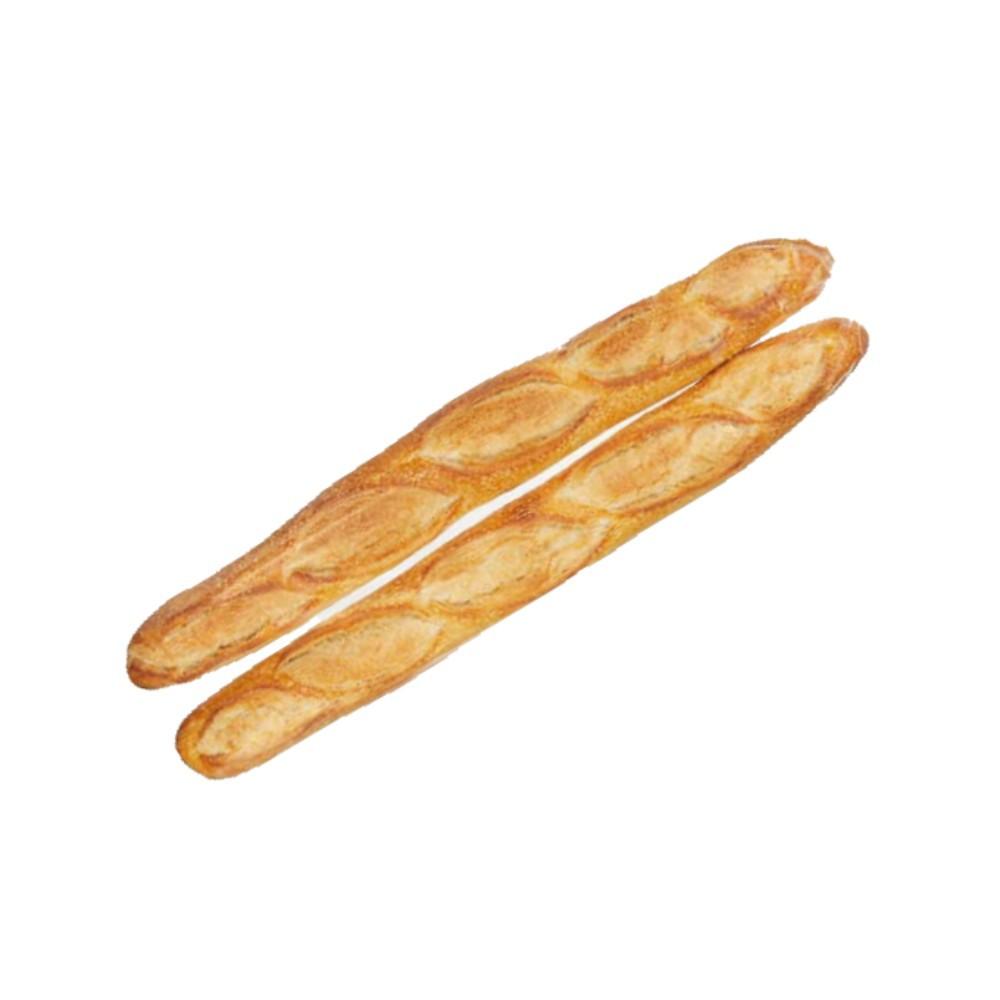 Baguette rústica francesa