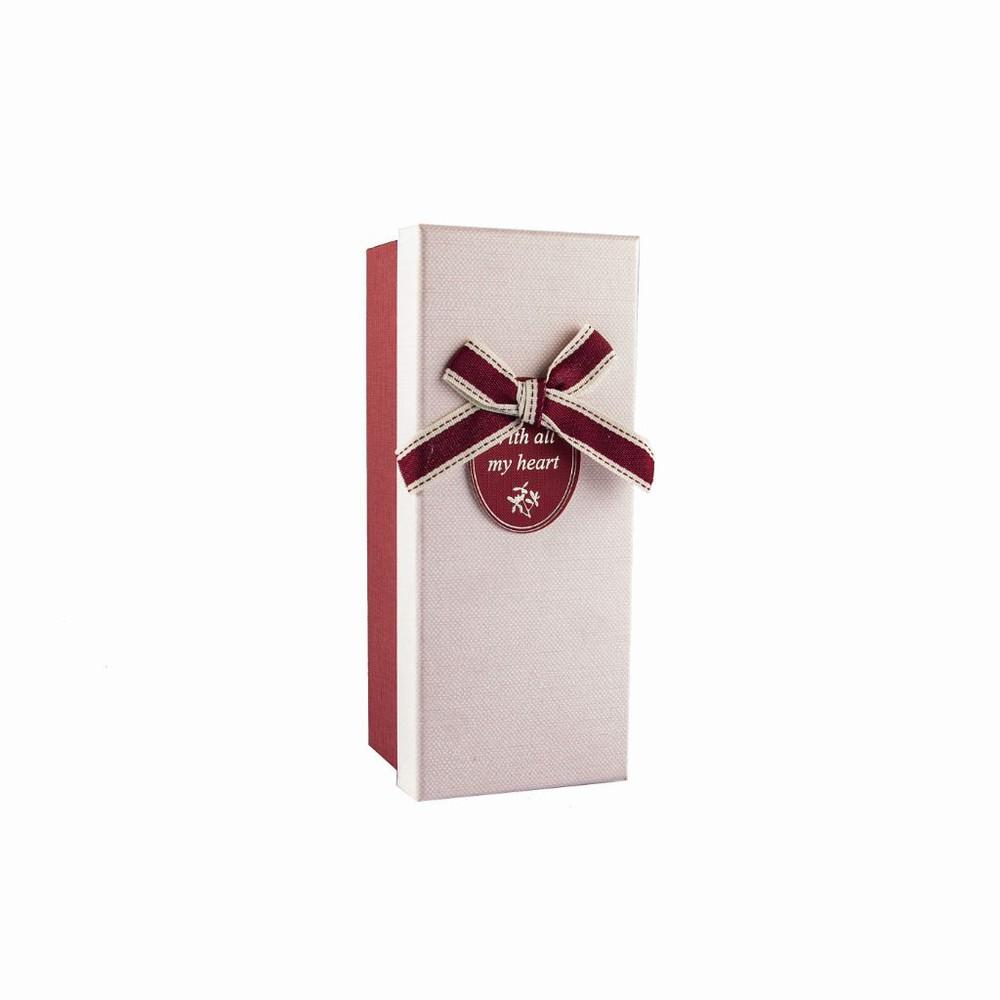 Caja de regalo rosado with all my heart
