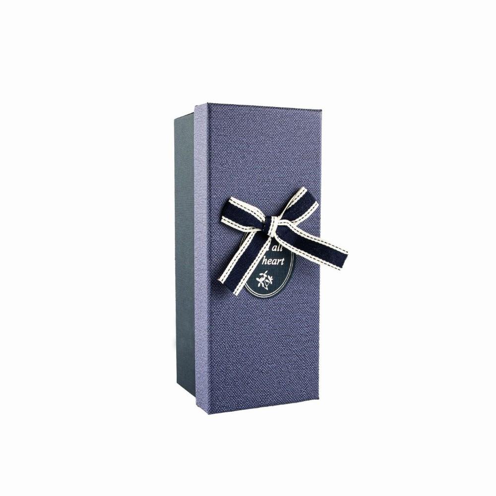 Caja de regalo azul with all my heart