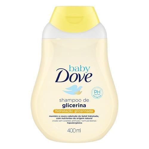 Shampoo de glicerina