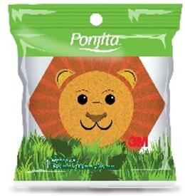 Esponja Kids Animales