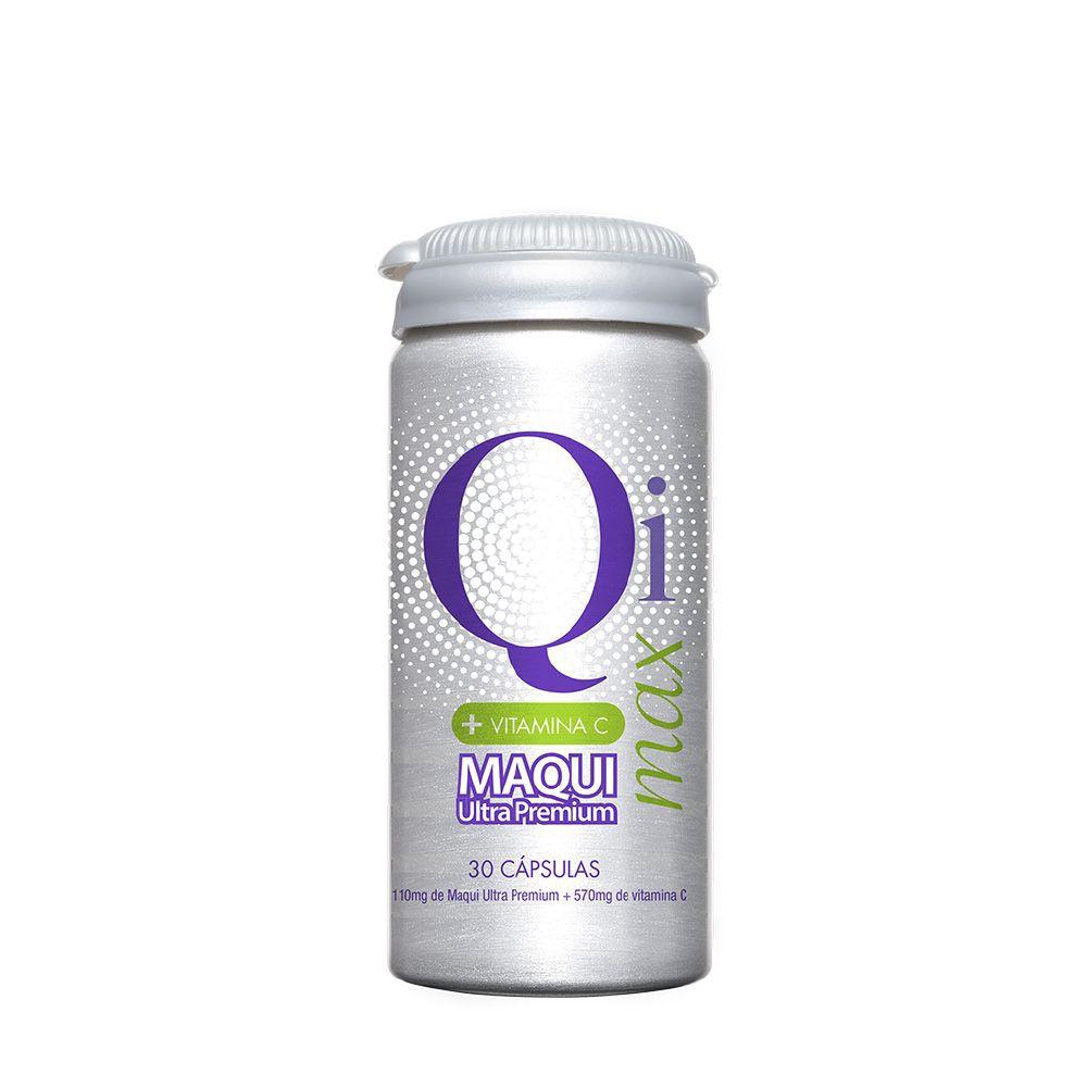 Qi max vitamina c 30 Capsulas