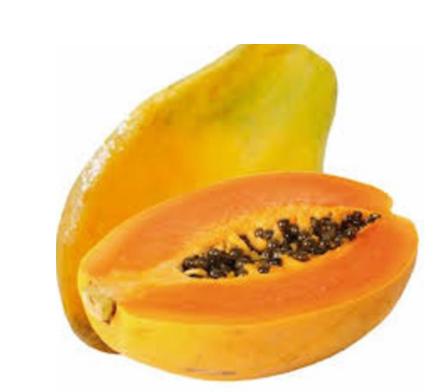 Mamão papaya UNIDADE