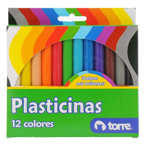 Plasticina Caja 12 u