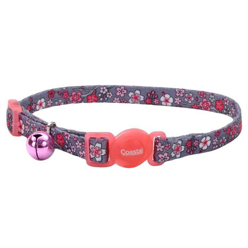 Collar para gato fashion breakaway blossoms
