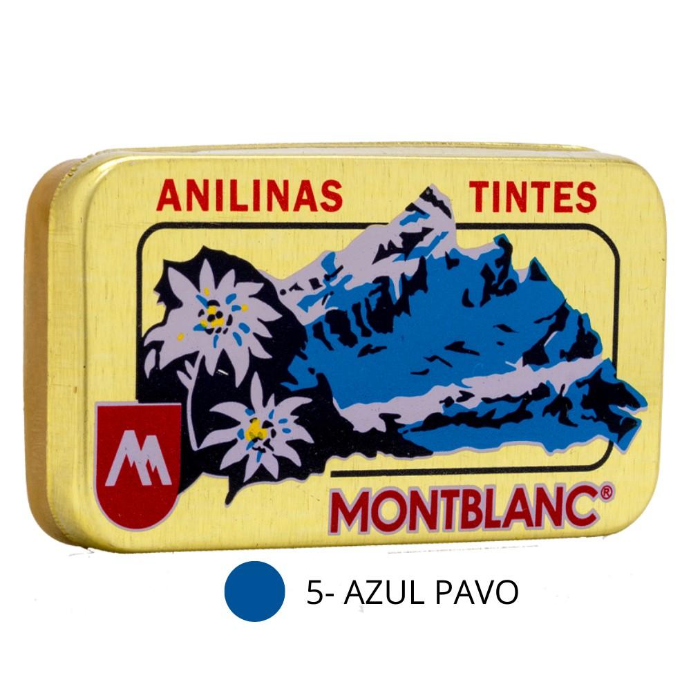 Anilina Azul pavo