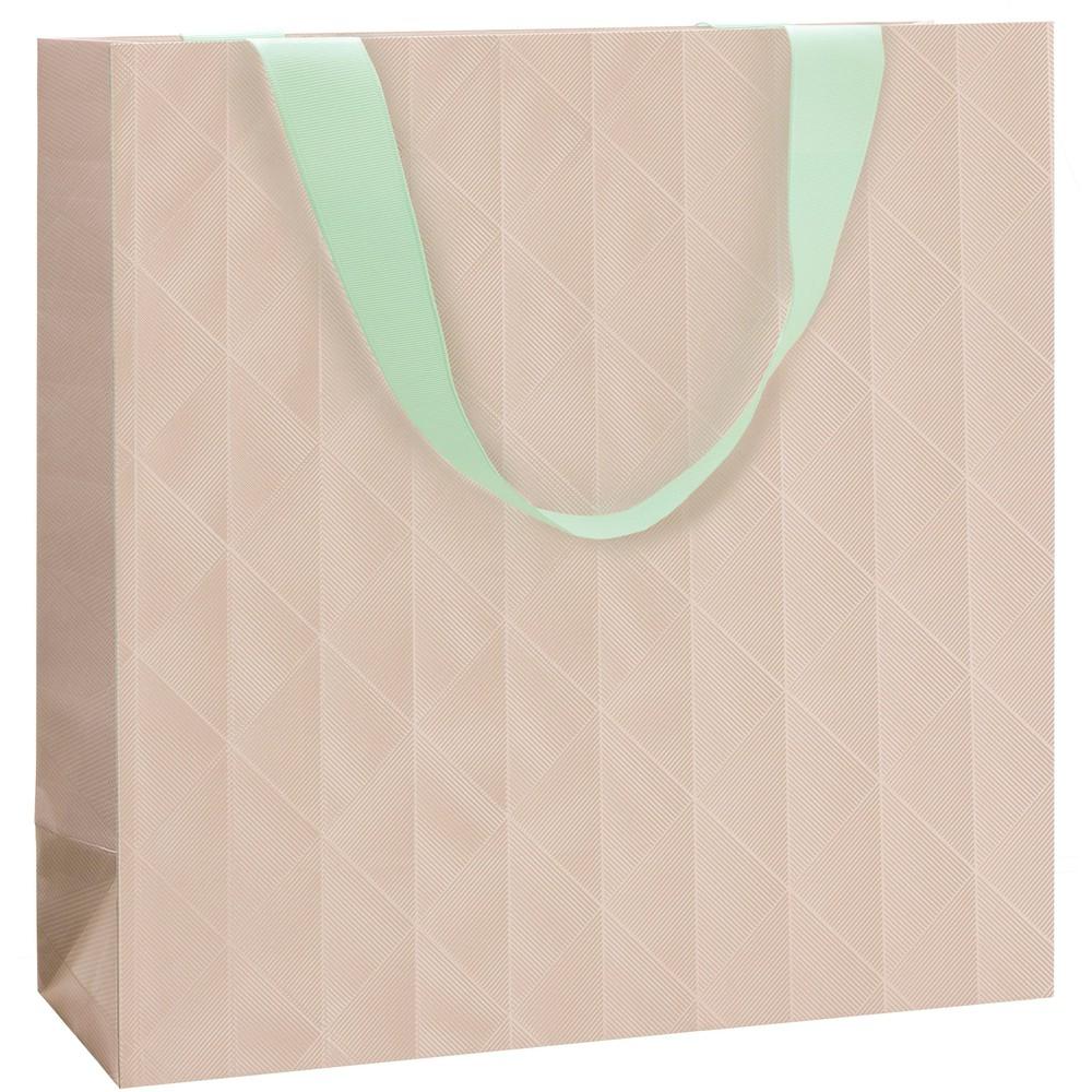 Bolsa regalo grande - pura vida Tamaño: 42 x 16 x 42 cm.