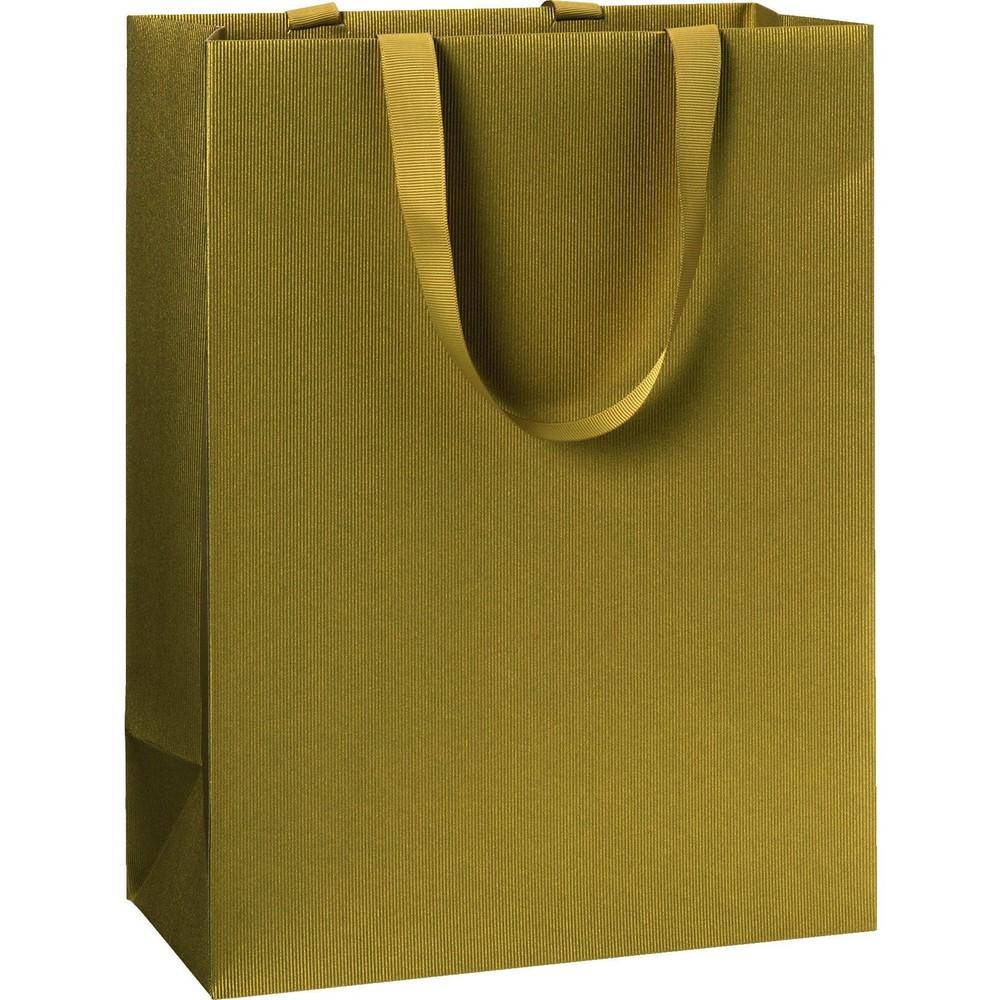 Bolsa regalo grande - dorada