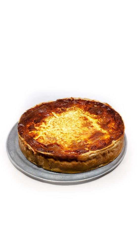 Quiche full any flavor