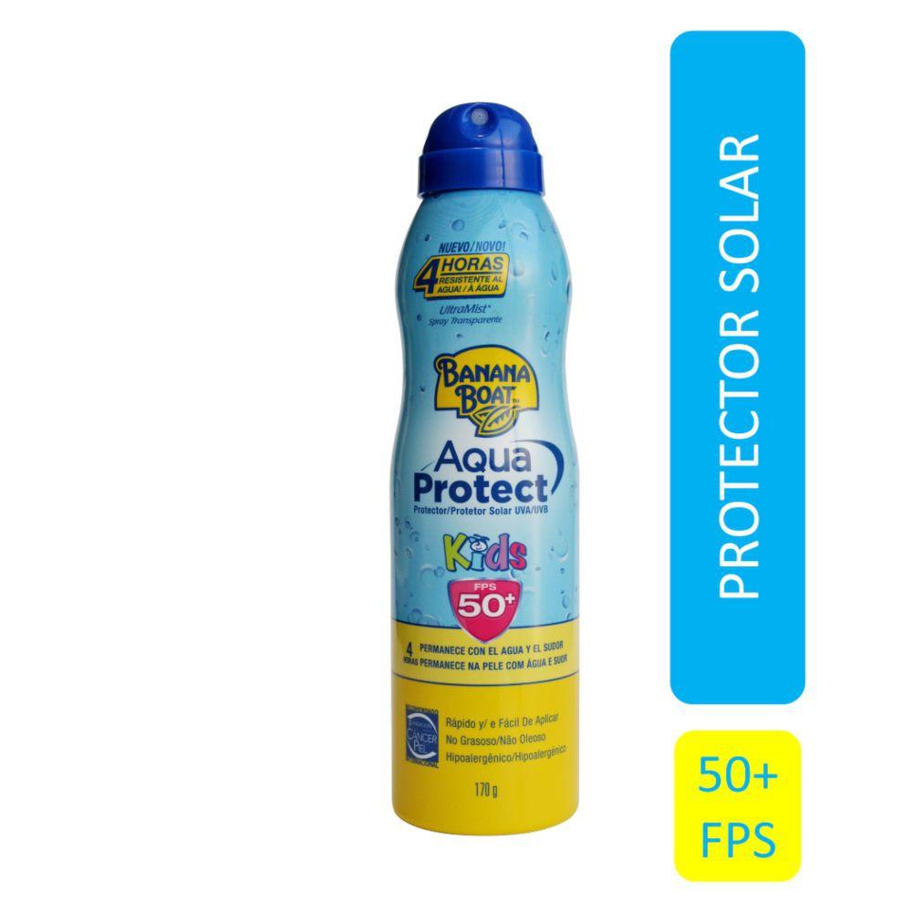 Protector solar kids ap spray FPS50+