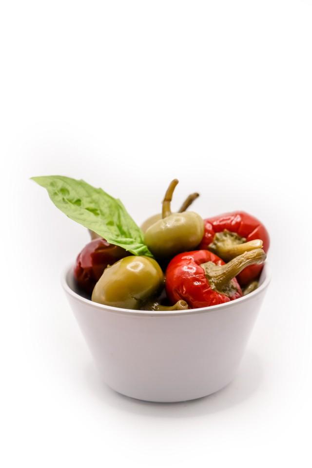 Italian sweet peppers 16 oz