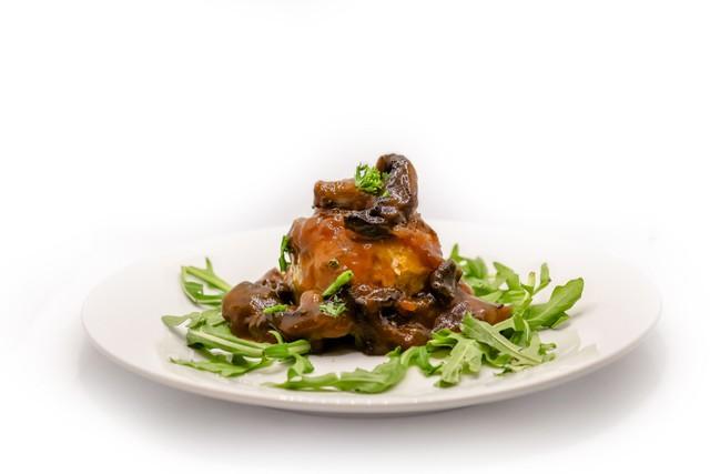 Chicken marsala meatballs 4 piece