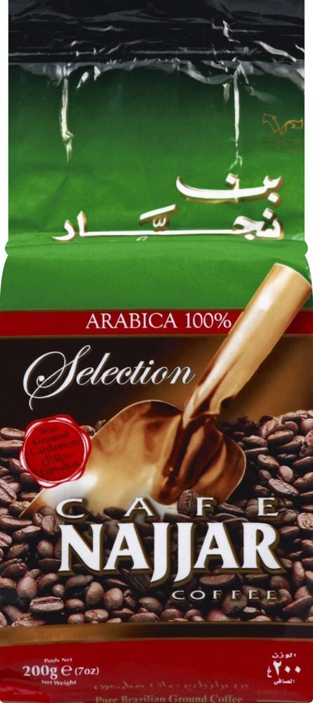 100% Arabica Coffee 7 oz