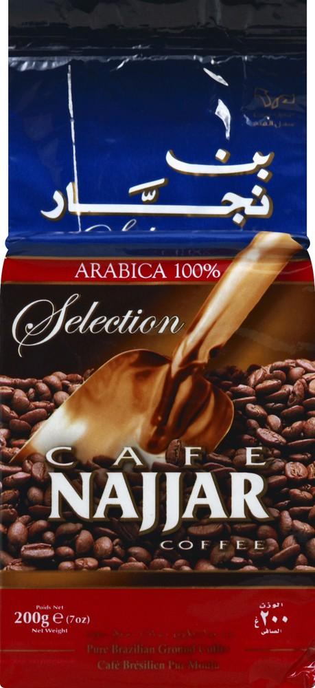 Pure Brazilian Ground Coffee 7 oz