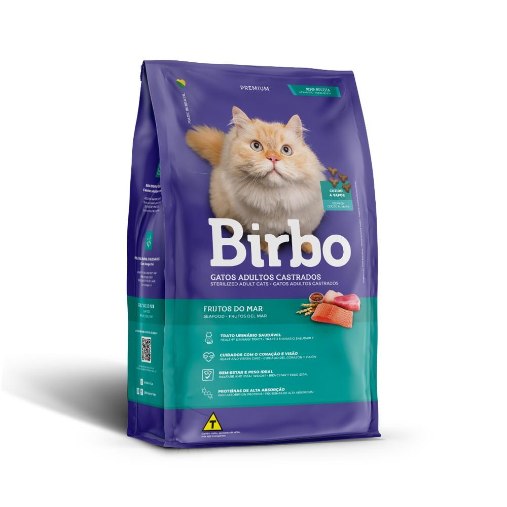 Birbo gato castrado 15 kg
