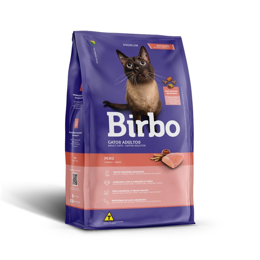 Birbo gato pavo 15 kg
