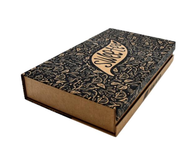 Caja imán