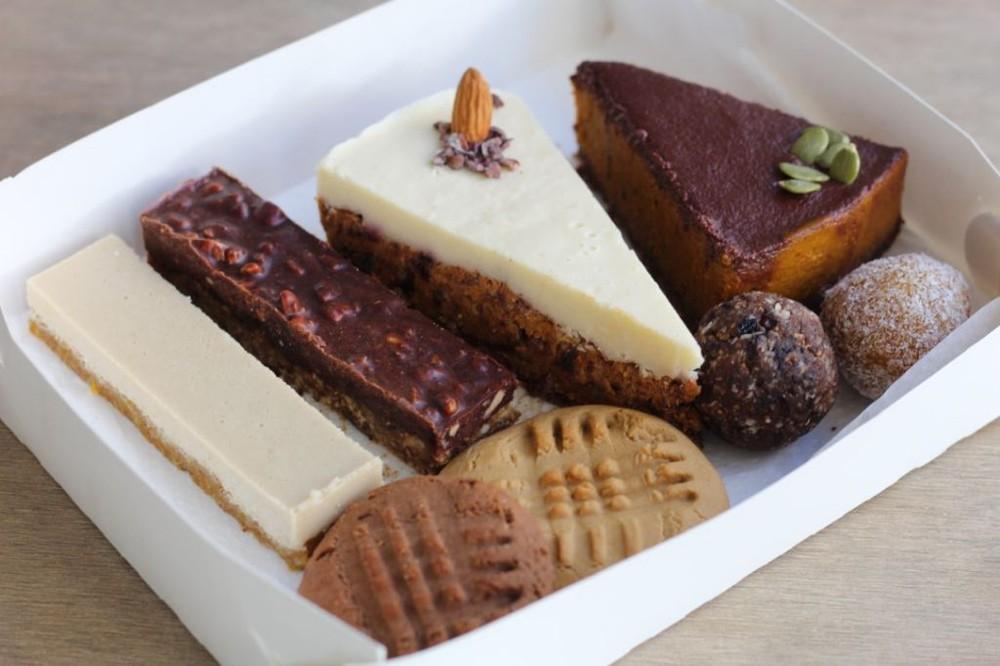 Box dulces gluten free (puede contener trazas de gluten) box