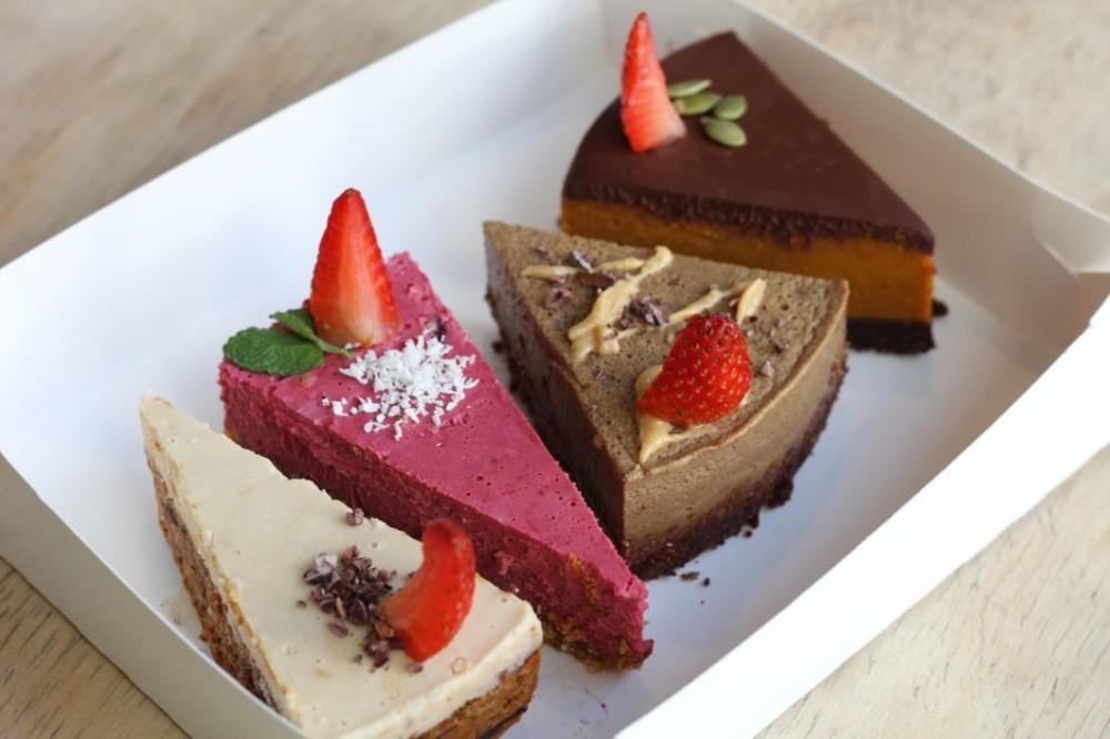 Box tartas gluten free (puede contener trazas de gluten) box