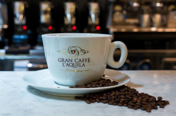 Gigiantico! Gran Caffé Art Cup 1 PC