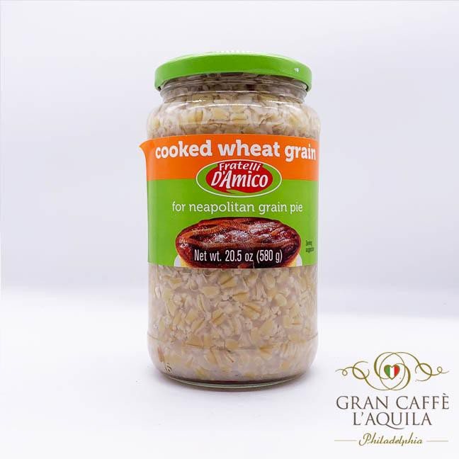 Cooked Wheat 20.5 OZ