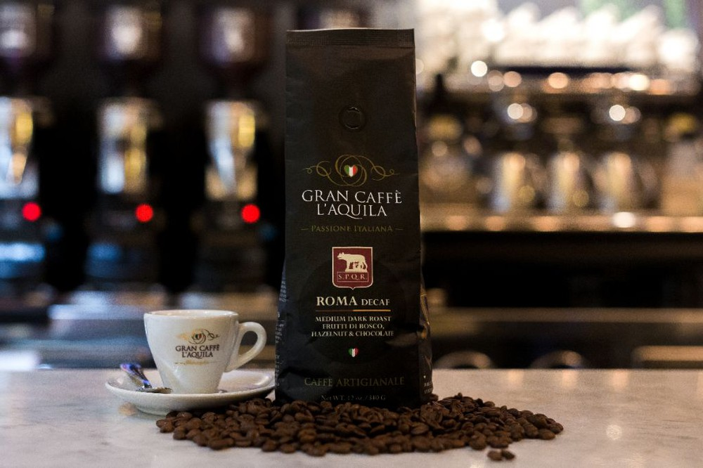 Italian Coffee – Roma Blend - Ground for French press 1 PC
