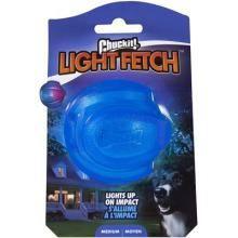 Light fetch ball