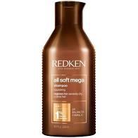 Shampoo all soft mega 300 ml redken