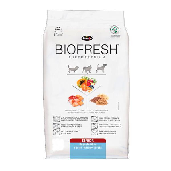 Biofresh senior razas medianas
