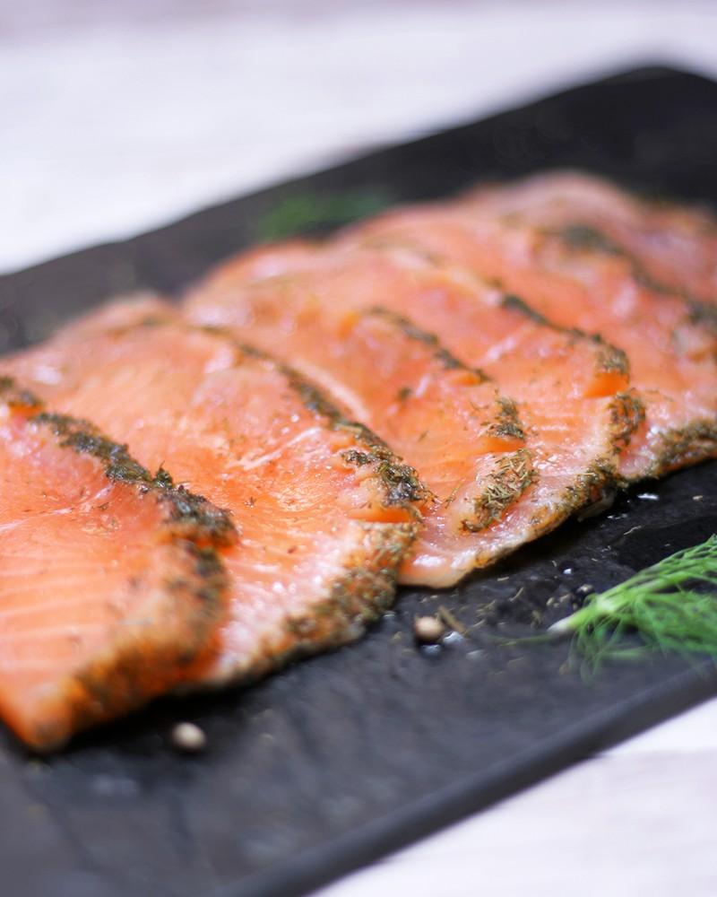 Gravlax salmón 150gr