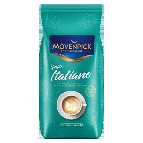 Café en grano crema gusto italiano