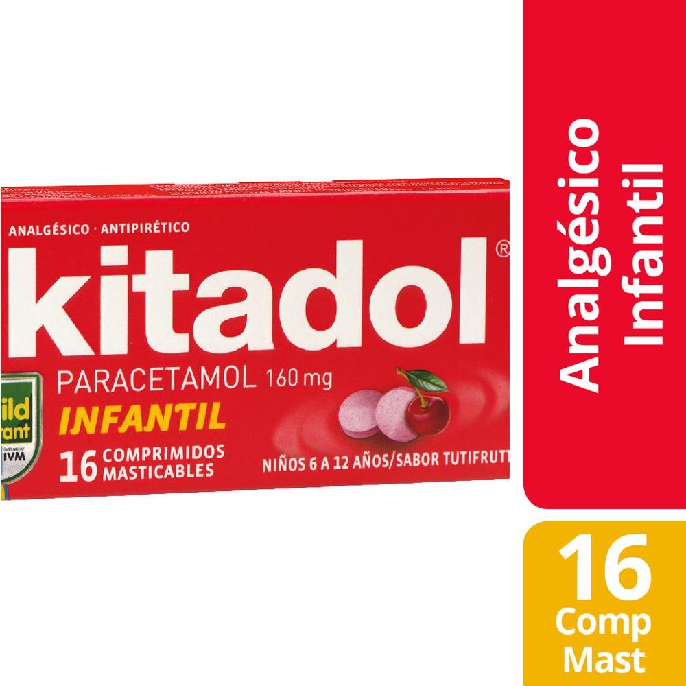 Paracetamol 16 Comprimidos